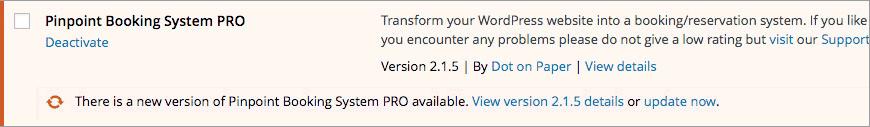 plugin view of PBSP update